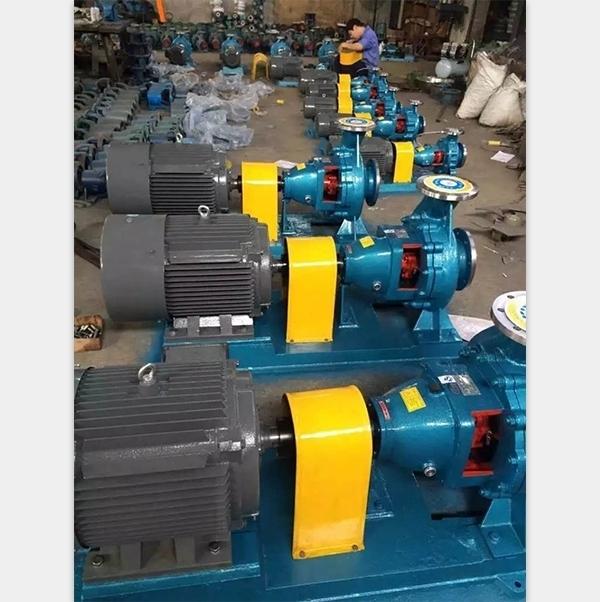 不锈钢化工泵的通风过程