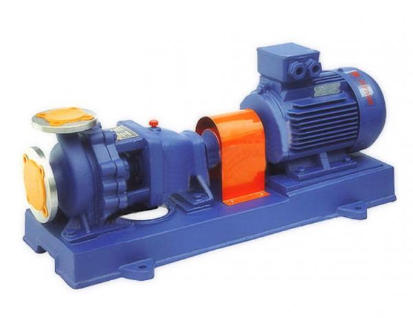 不锈钢化工泵主要的基本构建有那些