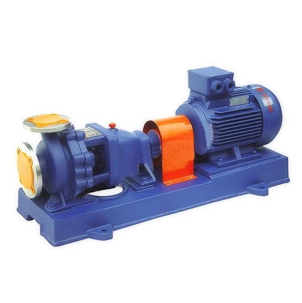 不锈钢化工泵主要的基本构建有哪些?
