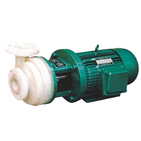 化工泵厂家介绍化工泵常用密封材料的材质