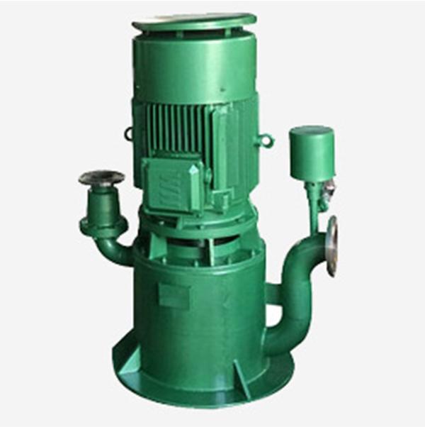 WFB自吸泵工作原理