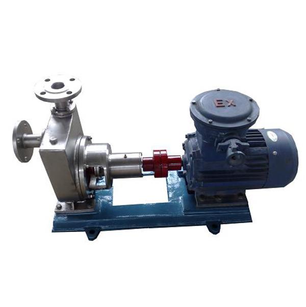 JMZ、FMZ自吸酒精泵、不锈钢自吸化工泵