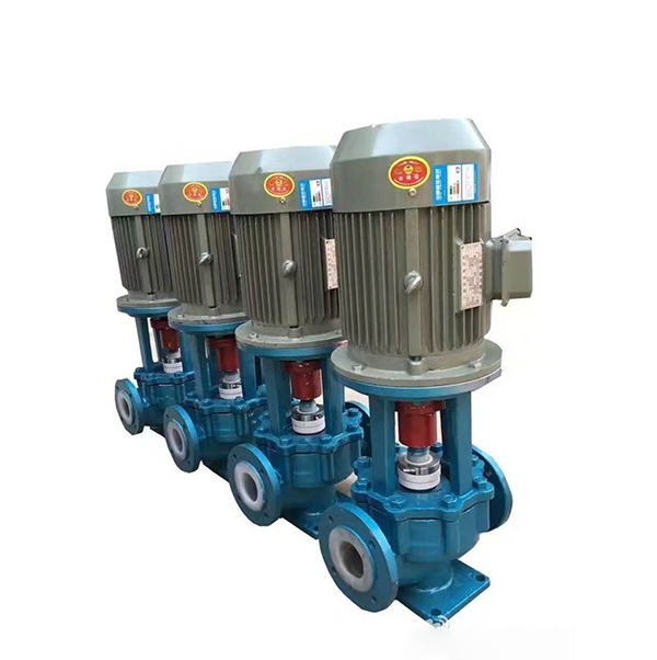 上海IHFG型衬氟管道泵