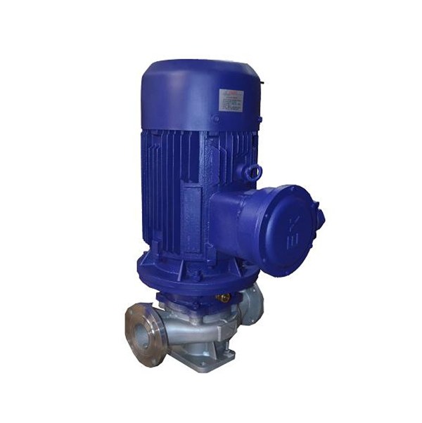 上海GRG型立式高温管道泵