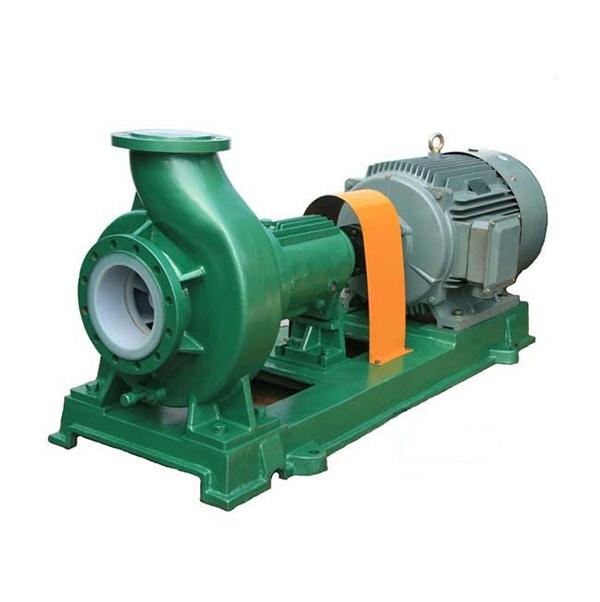 北京IHF型衬氟塑料离心泵