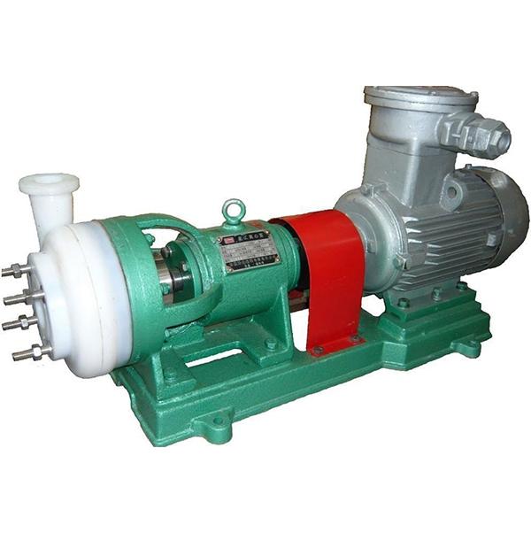 吴江FSB型氟塑料合金离心泵