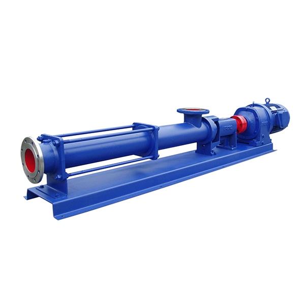 北京GF不锈钢单螺杆泵